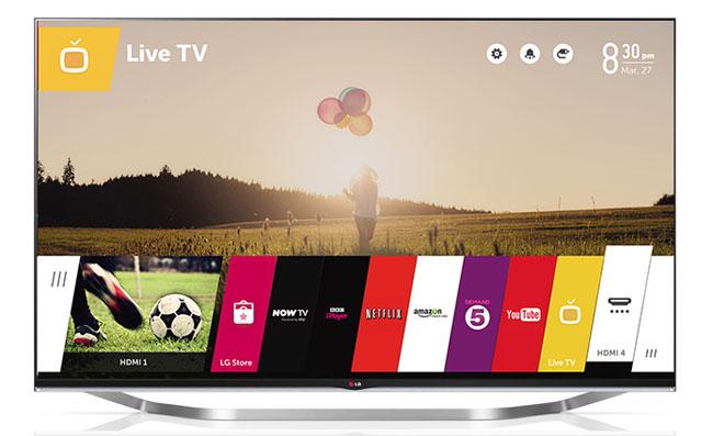 LG 47LB730V webOS TV