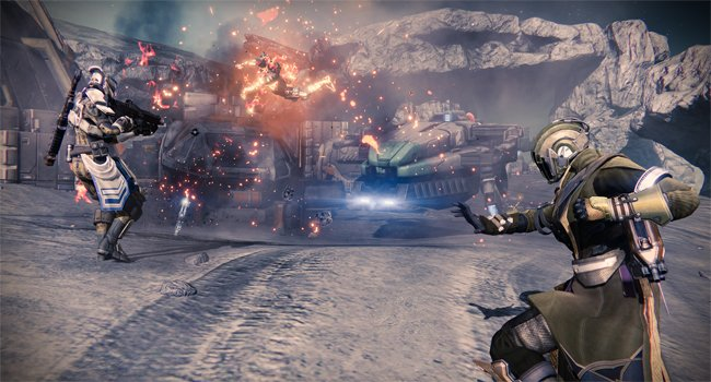 Activision Destiny Beta