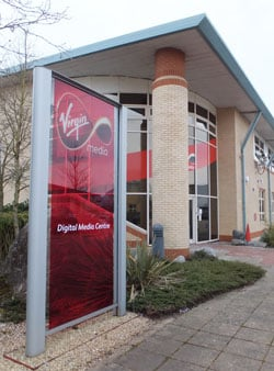 Virgin Media Digital Media Centre