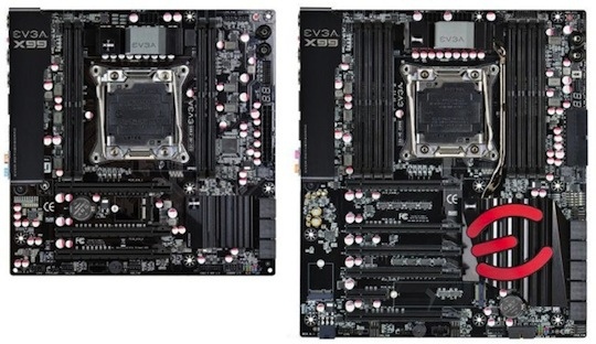 Haswell-E Motherboards