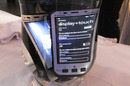 Panasonic FZ-E1 and FZ-X1 Toughpads submerged