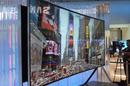 Samsung UE105S9 5K 105-inch flexible TV