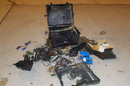 Batteries that caught fire on Fiji Airlines plane
