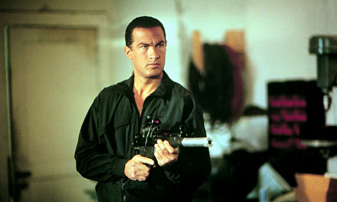 steven seagal movies