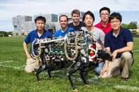 MIT robot cheetah