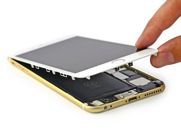 Henry's Blog: Apple iPhone 6 teardown: Design changes make device ...