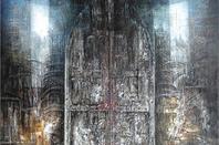 La Puerta (The Door) by Mauricio García Vega