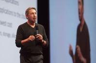 Larry Ellison's keynote at Openworld 2014