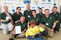 Canberra UAV team