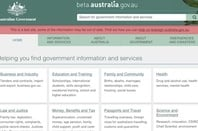 Australia.gov.au beta