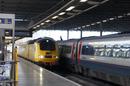 Measurement train NETWORK RAIL