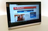 Lenovo Yoga 2 Android tablet