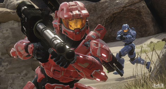 Shoot to THRILL: Assassin's Creed: Unity and Halo: Master Chief ...
