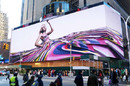World's largest billboard on New York's Times Square