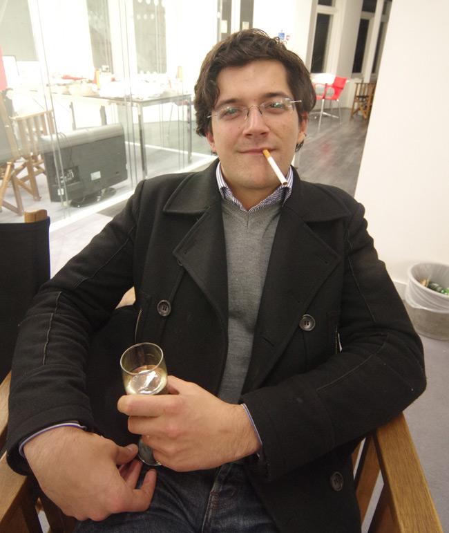 Laurent Boncenne at Vulture Central