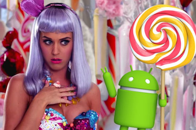 """Android 5.0 """"Lollipop"""""""