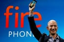 Jeff Bezos shows off the Amazon Fire Phone