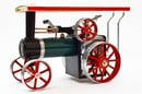 Mamod steam traction engine