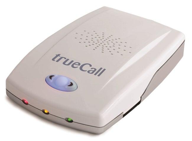 Truecall landline call filter