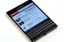 Gold Plate My BlackBerry Passport