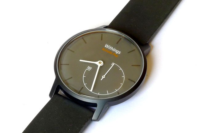 Strap on fitness finesse: Withings Activité Pop • The Register