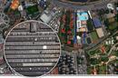 Digital Globe's 30cm satellite imagery vs. 70cm snaps