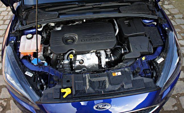 Тюнинг двигателя форд фокус 2 16 своими руками