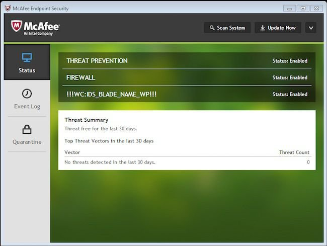 Review: McAfee Endpoint Protection for SMB • The Register