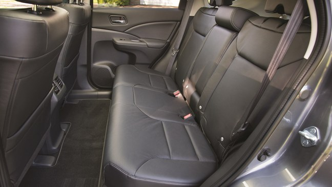 Rear Legroom Suv Crv Rear Legroom