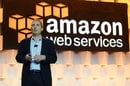 AWS boss Andy Jassy speaking at AWS SFO Summit 2015