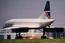 Concorde. Pic: Dean Morley