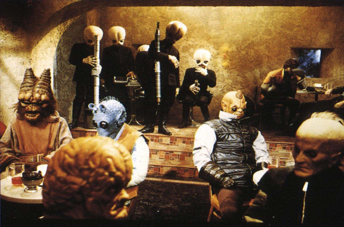 Star wars cantina porn xxx images