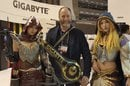 Gigabyte fantasy gaming girls