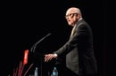 Australian attorney general George Brandis by https://www.flickr.com/photos/cebitaus/ cc 2.0 attribution https://creativecommons.org/licenses/by/2.0/