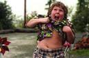 Goonies film still: truffle shuffle