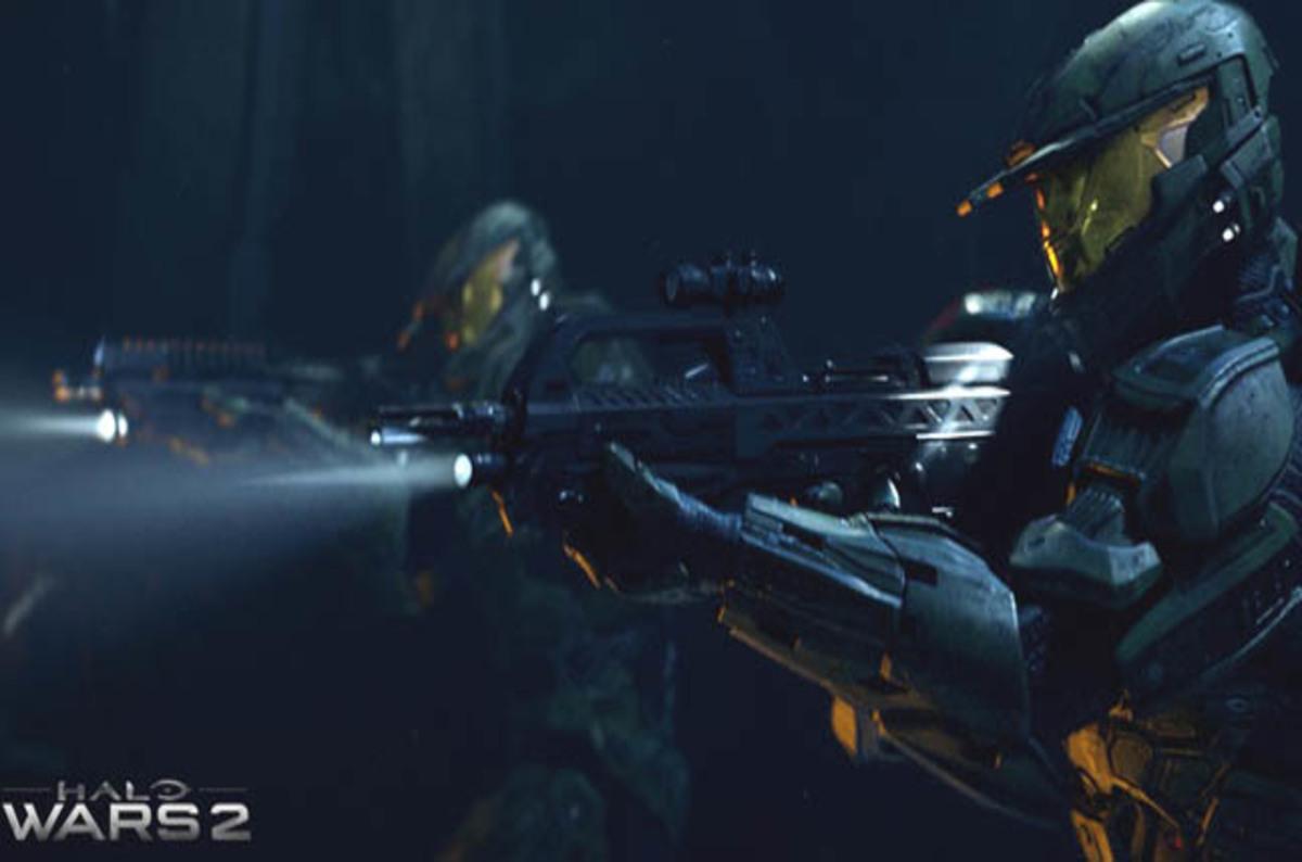 Halo 2 sanctuary remastered - gamescom 2014