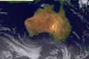 BOM satellite image