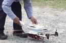 Singapore Post test drone