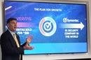 symantec CEO mike brown