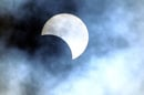 Eclipse image via Shutterstock