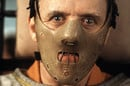 Hannibal Lector wearing mask