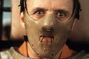 Hannibal Lector wearing mask