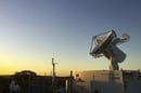 A new radio dish has been inaugurated at ESA's existing New Norcia, Western Australia, tracking station, ready to catch the first signals from new missions. The new dish, just 4.5 m across, can lock onto and track new satellites during the critical initial orbits up to roughly 100 000 km out, as well as receive signals from launch rockets. Image copyright ESA
