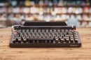Qwerkywriter bluetooth typewriter
