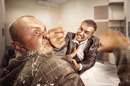 Bare knuckle fight, photo via Shutterstock