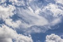 Various types of clouds. Photo by Shutterstock