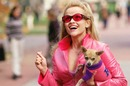 Reese witherspoon as Elle Woods from the film Legally Blonde. Photo copyright MGM Studios