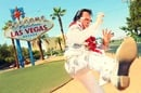 Elvis in Las Vegas. EDItorial use only - photo by Maridav via Shutterstock