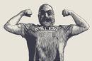 Bodybuilder, image by jumpingsack via Shutterstock