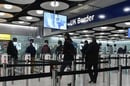 UK border control at Heathrow. Photo by 1000 words/Shutterstock editorial use only